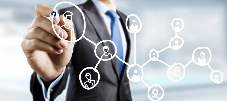 réseau d'affaire